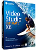 Corel Videostudio Pro X6 Ultimate Corel Videobearbeitung (PC-Software)