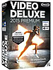 MAGIX Video deluxe 2015 Premium Videobearbeitung (PC-Software)