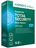 Kaspersky Total Security Multi Device (bis zu 3 Ger�te, 1 Jahr) Internet & PC-Security (PC-Software)