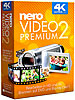 Nero Video Premium 2 Videobearbeitung (PC-Software)