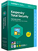 Kaspersky Total Security 2018 - Produkt-Key für 3 Geräte (PC/Mac/Android/iOS) Kaspersky Internet & PC-Security (PC-Softwares)