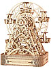 "Wooden City Kinetisches 3D-Holzpuzzle ""Riesenrad"", ohne Klebstoff 3D-Holz-Puzzles"