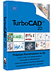 TurboCAD Version 20 2D CAD-Software (PC-Software)