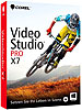 Corel Videostudio Pro X7 Videobearbeitung (PC-Software)
