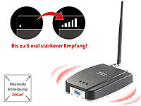 Callstel GSM-Repeater MSV-300 Handy-Signal-Verstärker für D-Netz Callstel GSM Repeater