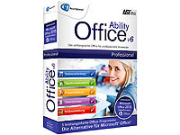Ability Office v6 Professional Office-Pakete (PC-Softwares)