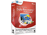 Stellar Phoenix Data Recovery 7 Professional Festplatten-Optimierungen & -Sicherungen (PC-Softwares)