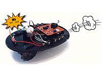 franzis roboter selber bauen und erleben bau deinen eigenen roboter ebay. Black Bedroom Furniture Sets. Home Design Ideas