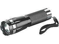 PEARL Focus 3-W-Cree-LED-Taschenlampe LTL-315 PEARL LED-Taschenlampen