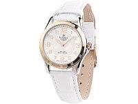 Sportuhr Damen Rosegold : Crell quarz armbanduhr elegante armbanduhr für damen eckig