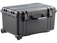 xcase staub und wasserdichter koffer 51 5 x 41 5 x 20 cm ip67. Black Bedroom Furniture Sets. Home Design Ideas