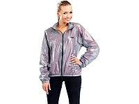 PEARL sports Extraleichter Unisex-Sport-Windbreaker in Grau, Gr. XXL PEARL sports