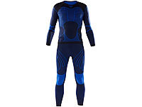 PEARL sports Herren-Thermo-Funktionsunterwäsche mit Kompression, Größe L PEARL sports Herren Thermo-Funktionsunterwäsche mit Kompression