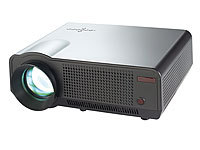 SceneLights LED-LCD-Beamer LB-9300.hd mit WXGA-Auflösung, 2800 Lumen (refurbished) SceneLights Kompakt LED Beamer