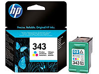 hp Original Tintenpatrone C8766EE (No.343), color hp Original HP Tintenpatronen