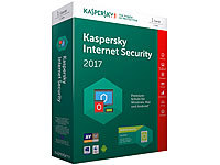 Kaspersky Internet Security 2017 1 PC/Mac + Internet Security Android Kaspersky Internet & PC-Security (PC-Softwares)
