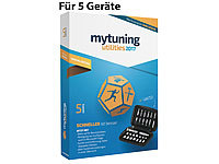 S.A.D. myTuning utilities 2017 Special Edition - 5 Geräte, inkl. Werkzeug-Set S.A.D. Systemoptimierungen (PC-Softwares)