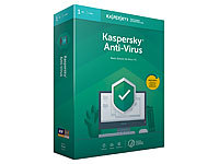 Kaspersky Anti-Virus 2019 (Product-Key-Karte) Kaspersky Antivirus (PC-Software)