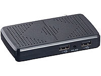 esoSAT Kompakter HD-Sat-Receiver DSR-450.mini esoSAT HD-Sat-Receiver