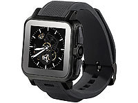 "simvalley MOBILE 1.5""-Smartwatch AW-414.Go mit Android4, BT, WiFi (refurbished) simvalley MOBILE Android-Smart-Watches"
