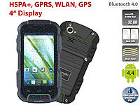 "simvalley MOBILE Outdoor-Smartphone SPT-900 V2, 4"", Android 4.4, IP68 simvalley MOBILE Android-Outdoor-Smartphones"