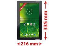 "TOUCHLET 13,3""-Tablet-PC X13.Octa mit 8-Kern-CPU, Android 5.1, Full HD TOUCHLET Android Tablet PCs groß"
