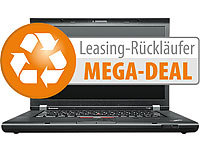 "Lenovo ThinkPad T530, 39,6 cm/15,6"", Core i5, 240 GB SSD, Win 10 (refurb.) Lenovo Notebooks & Laptops"