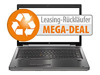 "hp EliteBook 8770w, 43,9 cm/17,3"", Core i7, 16 GB, 500 GB, Win 10 (ref.) hp Notebooks"