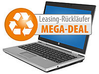 "hp Elitebook 2570p, 31,8 cm/12,5"", Core i5, 128 GB SSD, Win 10 (refurb.) hp Notebooks"