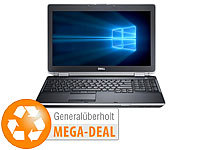 "Dell Latitude E6530, 39,6 cm/15,6"", Core i7, 128 GB SSD (generalüberholt) Dell Notebooks"