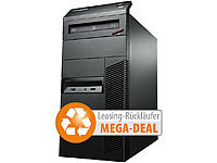 Lenovo ThinkCentre M90, Core i5, 1 TB + 128 GB SSD, Win 7 (refurb.) Lenovo Computer