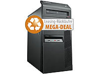 Lenovo ThinkCentre M77, Athlon II X2 B26, 8 GB RAM, 1 TB HDD, Win 7 (ref.) Lenovo Computer