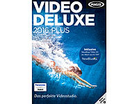 MAGIX Video deluxe 2016 Plus MAGIX Videobearbeitung (PC-Softwares)