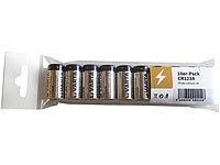 Varta Photo Lithium Batterie Typ CR123A, 3V im 10er Schlauch Varta Photo Lithium Batterien Typ CR123A