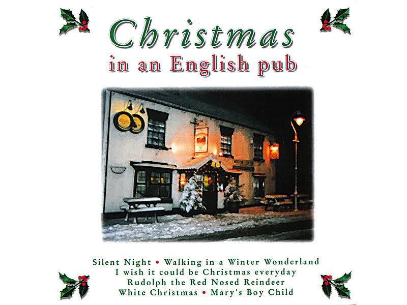 Xmas CD: Christmas in an English Pub (Xmas CDs)
