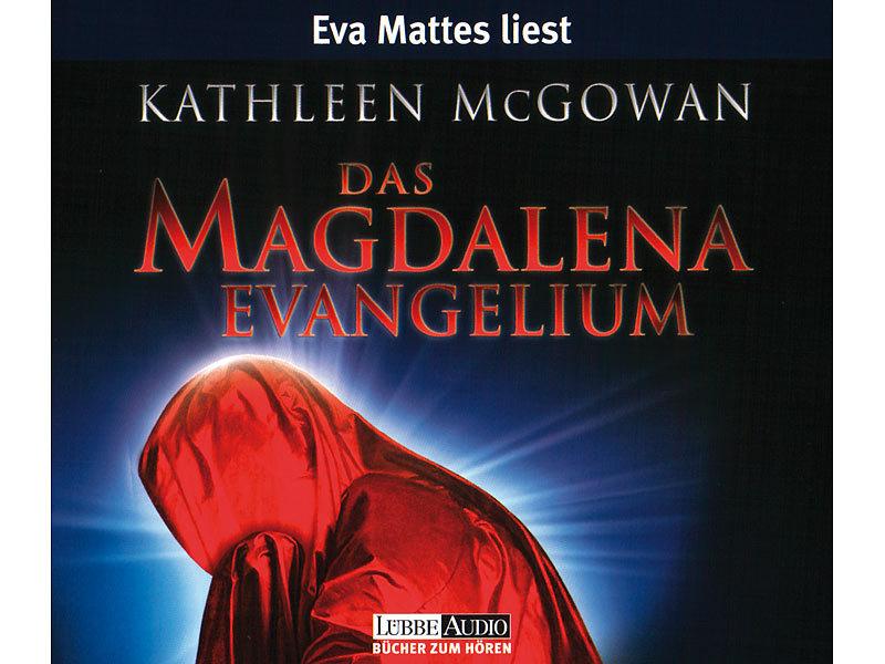 Kathleen McGowan - Das Magdalena-Evangelium - Hörbuch (6 CDs)