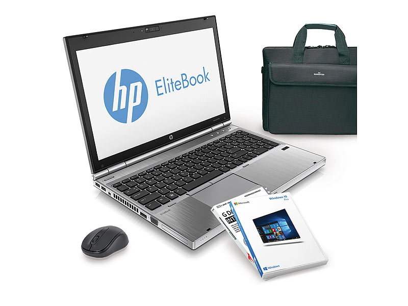 Hp notebook elitebook p
