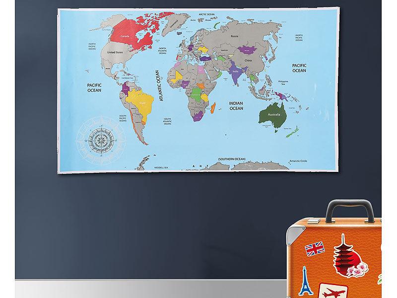weltkarte zum rubbeln Rubbel Weltkarte   Scratch Map   Weltkarte zum Rubbeln weltkarte zum rubbeln
