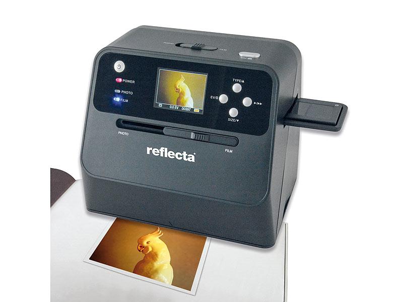 dia negativ foto album scanner. Black Bedroom Furniture Sets. Home Design Ideas