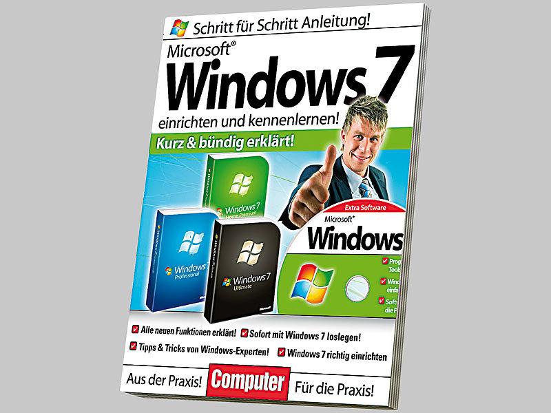 Window 7 kennenlernen