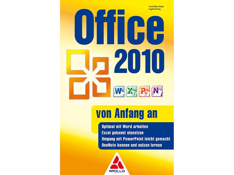 apollo office  von anfang
