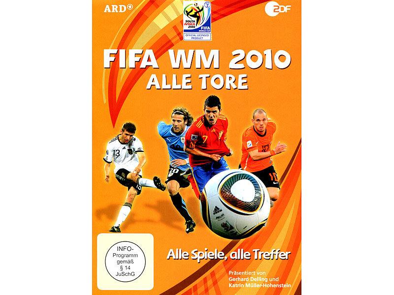 Dvd Filme Fifa Wm 2010 Alle Tore Dvd Dokumentation Auf Dvd