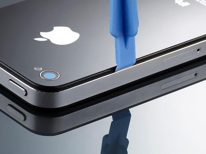 callstel reparaturset handy werkzeug set zur iphone 4. Black Bedroom Furniture Sets. Home Design Ideas