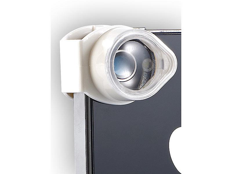 Somikon iphone linsen adapter mikroskop adapter für iphone mit