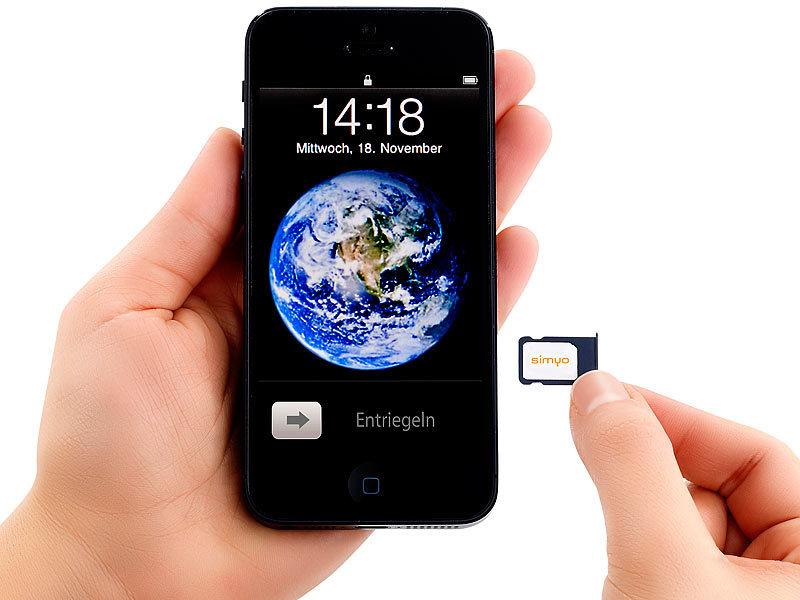 iphone 5 sim karte einlegen Callstel SIM Karten Schneider: SIM Cutter, stanzt Standard SIM