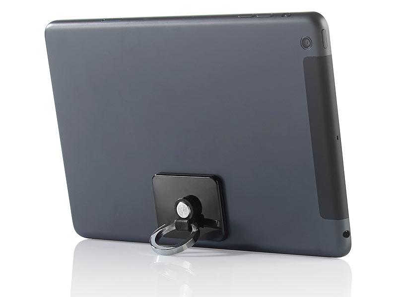 callstel handyhalter f r zuhause mini ring st nder und halterung f r smartphones und tablets. Black Bedroom Furniture Sets. Home Design Ideas