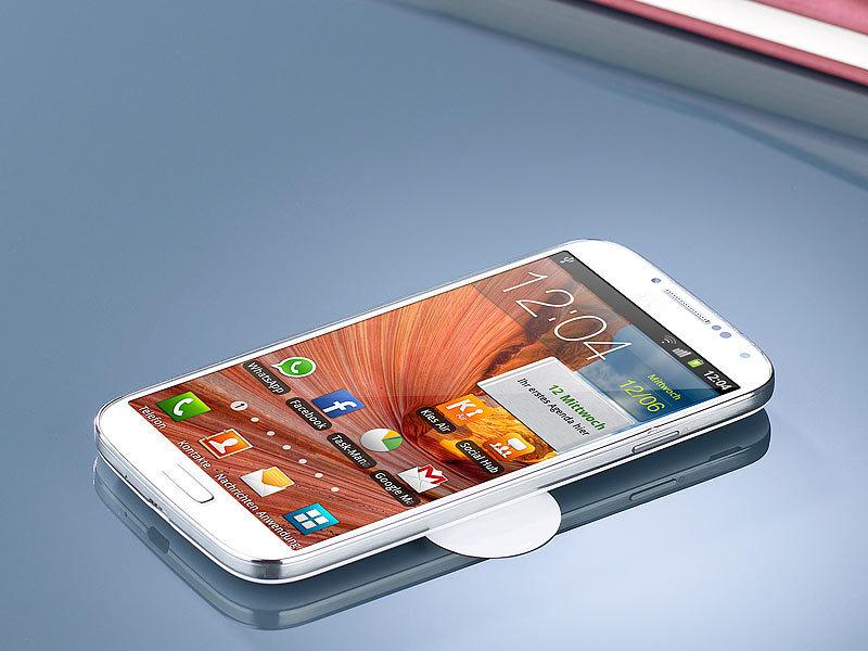 Nfc fähige smartphones