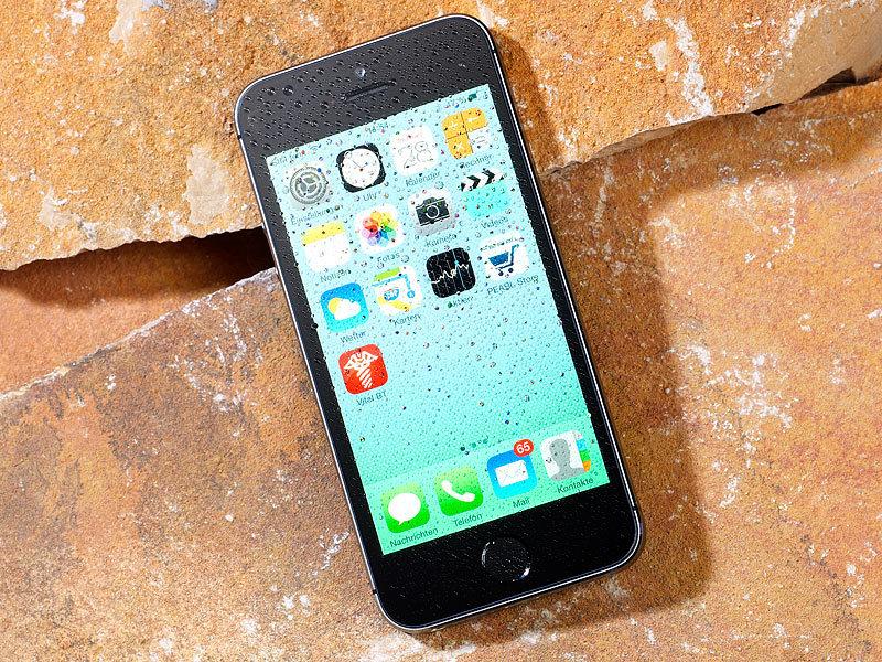Pearl smartphone handy rettungspaket zur soforthilfe bei