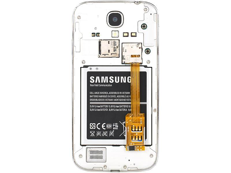 Galaxy Erkennt Samsung Sim Karte Keine S4