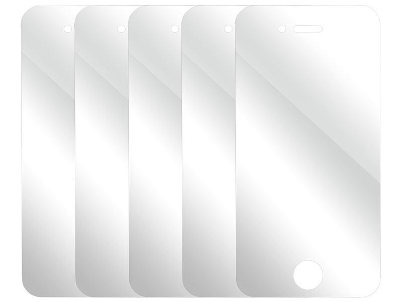 Somikon Displayfolie Iphone 4s Spiegel Display Schutzfolie